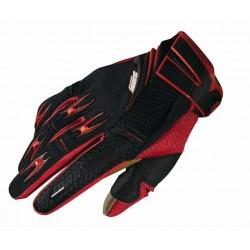 SHOT Flexor ABYSS MX rukavice červené