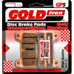 GOLDFREN brzdové obloženie GP5 001-307