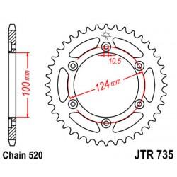 JTR735.37 Rozeta