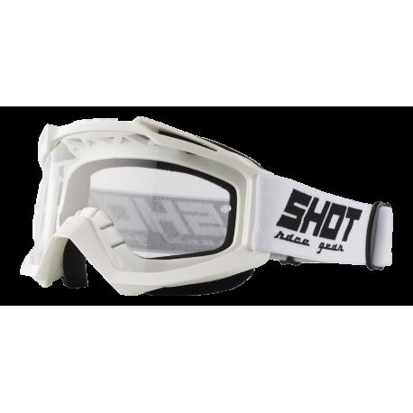 SHOT ASSAULT biele MX okuliare