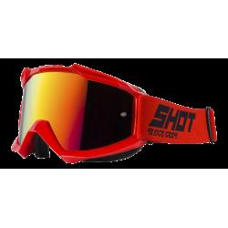 SHOT IRIS červené MX okuliare