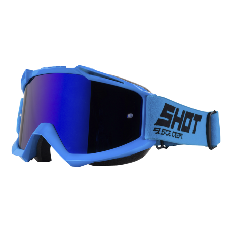 SHOT IRIS modré MX okuliare