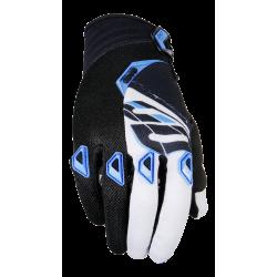 SHOT FAST MX rukavice detské modré
