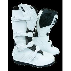 SHOT X10 MX čižmy biele