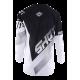SHOT ULTIMATE MX dres čierno/biely