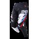 SHOT COUNTER MX nohavice čierno/modro/červené