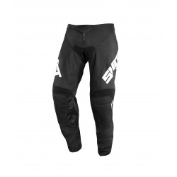SHOT RAW MX nohavice čierne