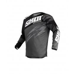 SHOT VENTURY MX dres čierno/šedý