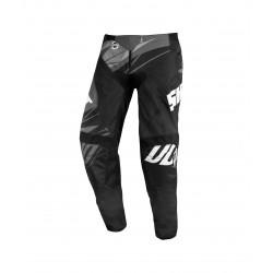 SHOT VENTURY MX nohavice čierno / šedé