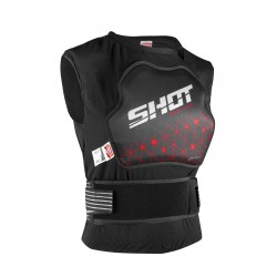 SHOT AIRLIGHT EVO SLEEVELESS hrudný a chrbticový homologovaný chránič tela