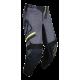 FREEGUN COLLEGE sivo / NEON žlté nohavice