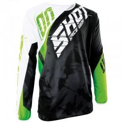SHOT SQUAD MX dres zelený
