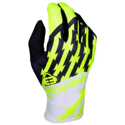 SHOT FAST MX rukavice detské zelené