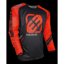 FREEGUN MX dres oranžový neon