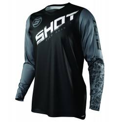SHOT SQUAD MX dres modrý