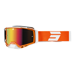 SHOT CORE oranžové MX okuliare
