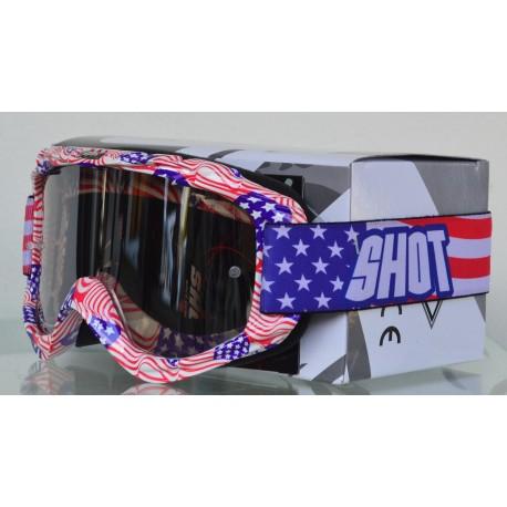 SHOT RACE II USA MX okuliare