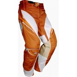 SHOT EVOLUTION MX nohavice oranžové