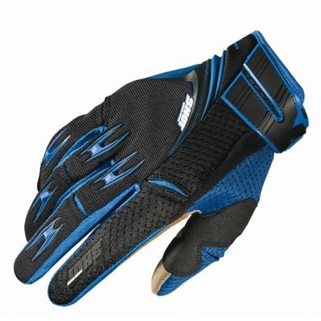 SHOT Flexor ABYSS MX rukavice modré