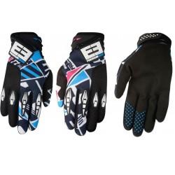 FRREGUN NOVA MX rukavice čierne