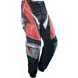 EXID VerSus MX detské nohavice červené