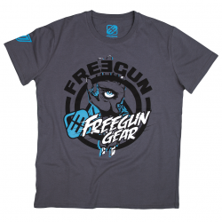 FREEGUN TETRA tričko