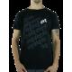 SHOT MIX tričko čierne