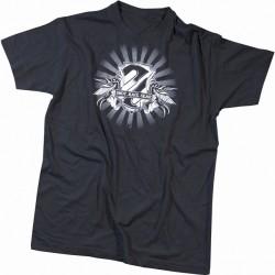 SHOT SHIELD tričko čierne