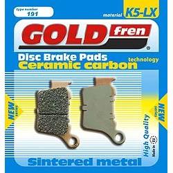 GOLDFREN brzdové obloženie K5LX 001-307