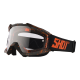 SHOT ASSAULT DROP NEON oranžové matné MX okuliare