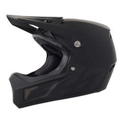 SHOTROGUE čierna matná DH-MTB-BMX-FREERIDE prilba