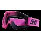 SHOT ASSAULT FUSION neon ružové matné MX okuliare