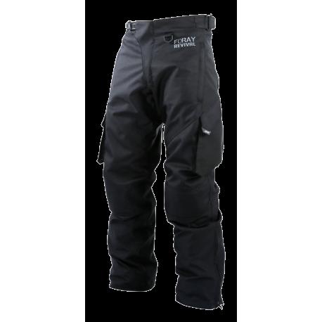SHOT FORAY REVIVAL nohavice čierne