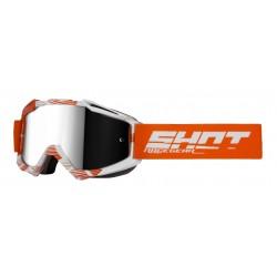 SHOT IRIS JET oranžové neon MX okuliare