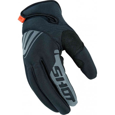 SHOT BAJA rukavice čierne
