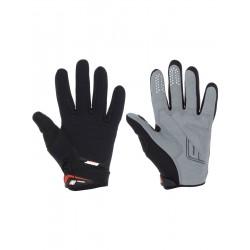 SHOT STUNTER rukavice čierne