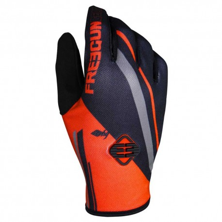 SHOT SPARK MX rukavice žlto-zelené