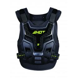 SHOT Optimal hrudný a chrbticový chránič tela